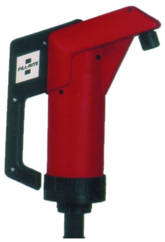 FR20V Fill-Rite Hand Lever Piston Petroleum/Oil Barrel Pump
