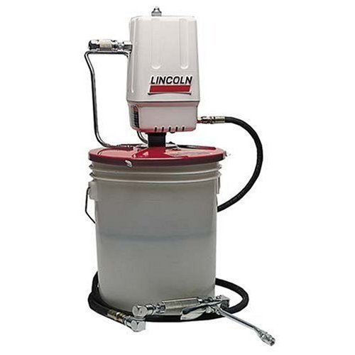 989 Lincoln Lubrication Heavy Duty Grease Pump for 25lb. and 50lb. Drum