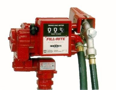 FR701V Tuthill/FillRite 115vAC 20 GPM Pump Diesel/Gasoline Fuel Tank Transfer Pump w/ Meter