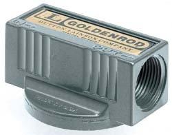 "56594 (570-3/4"") Goldenrod 3/4"" Npt Filter (Head Only) (Diesel & Gasoline)"