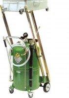 6215 Zeeline Pantograph Oil Suction/Drainer W/drain pan