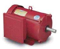 140203 Leeson 5 Hp 1740 Rpm Electric Motor P215K17FB3F
