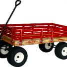 "830 SpeedWay Express 26"" x 48"" Amish Made Toy Wagon 1100#"