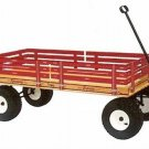 "858 SpeedWay Express 26"" x 58"" Amish Made Toy Wagon 1100#"