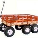 "860 SpeedWay Express 26"" x 48"" Amish Made Toy Wagon 1200#"
