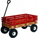 "500 SpeedWay Express 22"" x 40"" Amish Made Toy Wagon 1000#"