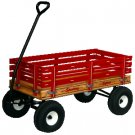 "330 SpeedWay Express 19"" x 40"" Amish Made Toy Wagon 1000#"