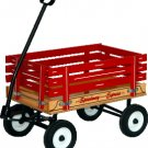 "110 SpeedWay Express 18"" x 28"" Amish Made Toy Wagon 350#"