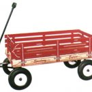 "300 SpeedWay Express 20"" x 40"" Amish Made Toy Wagon 800#"