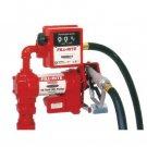 FR1211G Tuthill/FillRite 12vDC 15 GPM Pump Diesel/Gas Transfer Pump