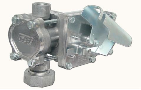 137700-01 GPI Ez8 12vDC 8 GPM Methanol Transfer Pump