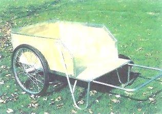 Conestoga 13 Bushel #26 Amish Made Farm & Garden Cart