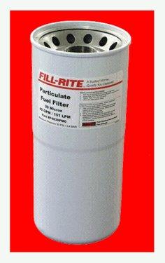 F4010PMO FillRite 40 Gpm Hi-Flo Fuel 10 Micron Particlate Filter