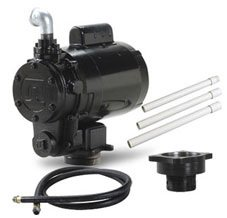 LP50P18Q12 Tuthill/FillRite 18 QPM 12vDC Lube Pump Transfer Pump Kit