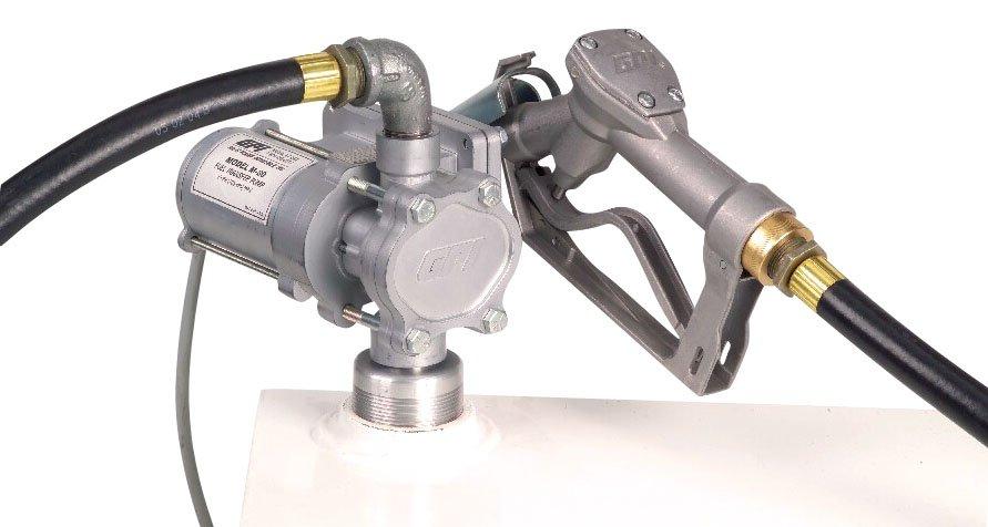 137100-01 GPI Ez8 12vDC 8 GPM Pump Diesel Fuel/Gas Transfer Pump