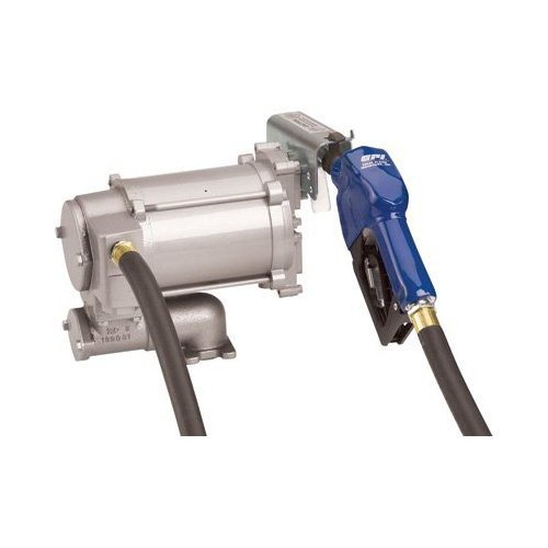 133200 2 gpi m3120al diesel fuel gas 115v ac 20 gpm for Gpi fuel pump motor