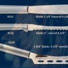 S40 Sandwich Maker's Holiday Gift Set (Speader,slicer,knife) (Rada Cutlery)