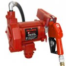 FR700VA Tuthill/FillRite 115vAC 20 GPM Pump Diesel/Gasoline Fuel Tank Transfer Pump w/ Auto Nozzle