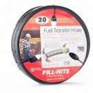 "FRH10020 Fill-Rite 1"" x 20 Ft  Fuel Tank Transfer Pump Hose"
