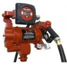 FR319VB FillRite 115/230vAC 27 Gpm Pump,Meter,Auto Nozzle