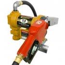 SD1202GA FillRite 12vDC 13 GPM Fuel Pump Automatic Nozzle