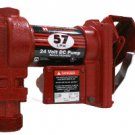 FR2404G Fillrite 24vDC 15 GPM Pump Only