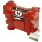 FR604G Fillrite 115vAC 15 GPM Pump Only