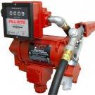 FR311VL Fillrite 115/230V Hi-Flo 114 LPM Pump 901L Meter