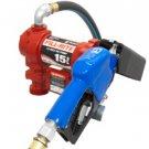 FR1210GARC Fillrite 12vDC 15 GPM Arctic Series Pump