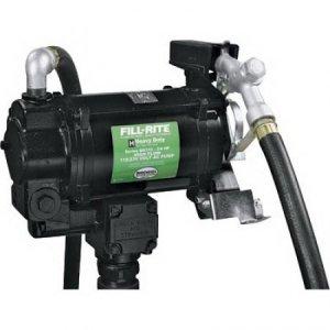 BD310V Fillrite 115/230vAC 35 GPM Super Hi-Flo Pump Bio Diesel Fuels B21-B100