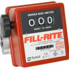 "807CLN1 Fillrite 19-76 Lpm Nickel Plated Meter 1""Npt"