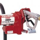FR1210GE Tuthill/FillRite 12vDC 15 GPM Diesel/Gas Transfer Pump (BSPP)