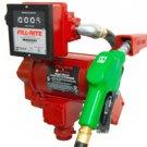 FR311VLB Tuthill/FillRite 115/230vAC 114 LPM Pump Diesel Fuel Pump,Meter,Auto Nozzle