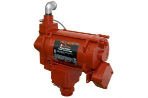 FR310VEMN Tuthill/FillRite 115/230vAC 35 GPM Diesel/Gasoline Fuel Transfer Pump Only(BSPP)