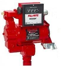 FR311VELMN Tuthill/FillRite 115/230vAC 114 LPM Diesel/Gasoline Fuel Transfer Pump & Meter Only(BSPP)