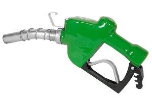 "N100DAU10 Fill-Rite 1"" Hi-Flo Automatic Diesel Fuel Pump Tank Nozzle"