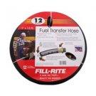 "FRH10012 Fill-Rite 1"" x 12 Ft Fuel Tank Transfer Pump Hose"