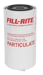 F1810PM1 FillRite 18 GPM Filter w/ Drain Valve 10 Micron