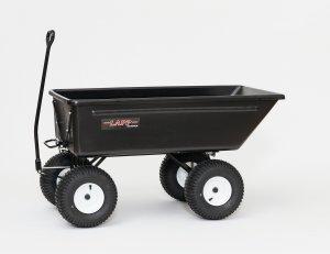 2600 Lapp Poly Dumper 8 ft³ Wheel Barrow/Wagon