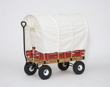 33 Speedway Express Wagon Conestoga Style Cover
