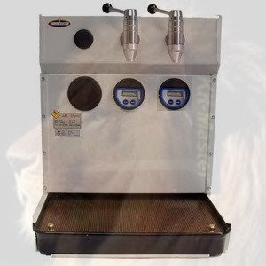 1625R Zeeline Oil Bar with Double tap Unit w Meters