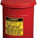 310 Zeeline 10 Gallon Oily Waste Can