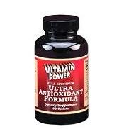 Ultra Antioxidant Formula - 30 Tablets