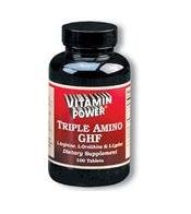 Triple Amino G.H.F. - 100 Tablets