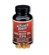 Salmon Oil EPA Caps - 100 Capsules