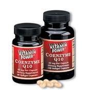 Coenzyme Q10 Softgels - 30 mg - 50 Softgels