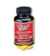 B-Complex 50 - 50 Tablets