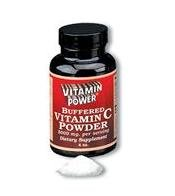 Buffered Vitamin C Powder 5000 mg - 4 oz