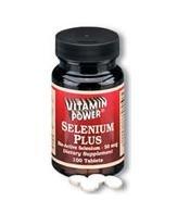 Selenium 50 mcg - 100 Tablets