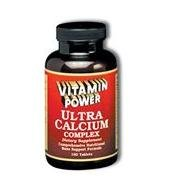Ultra Calcium Complex - 90 Tablets